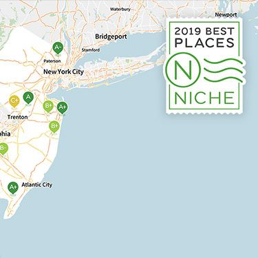 Niche Best Places in NJ 2019