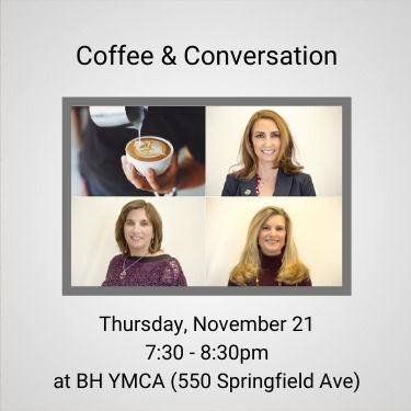 Coffee and Conversation Nov 21 2019