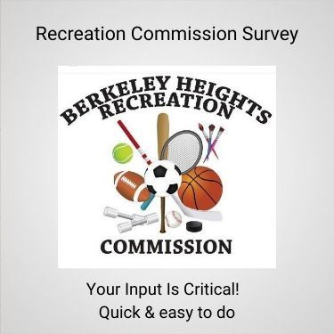 Recreation Commission Survey