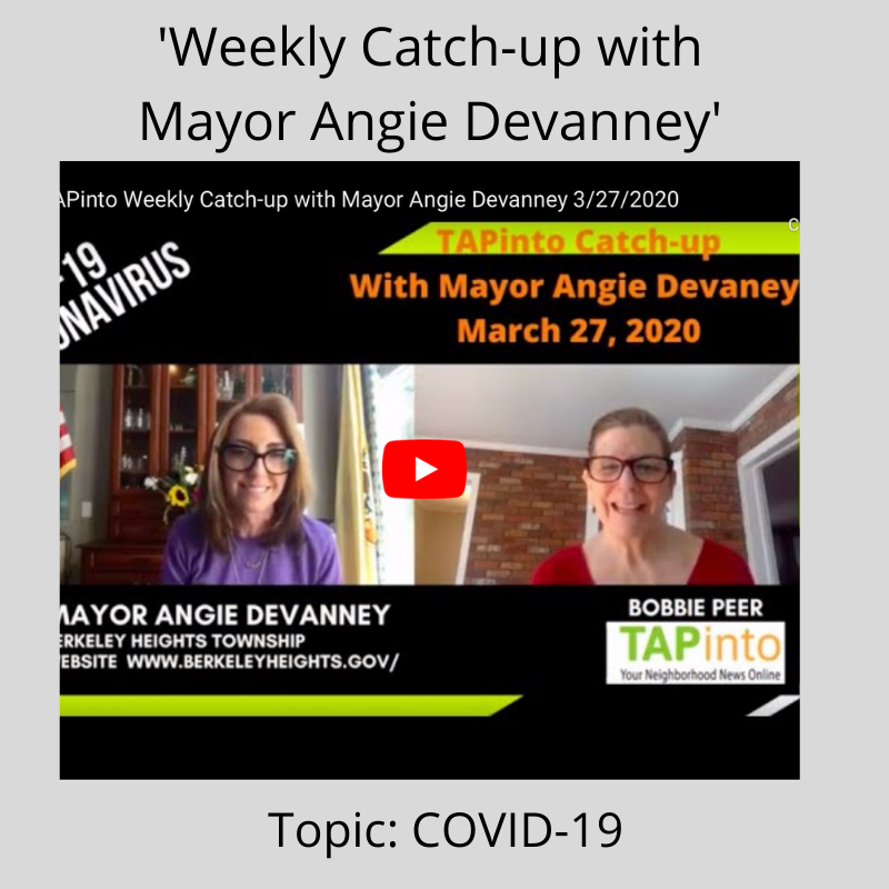 Weekly Catch-up with Angie Devanney