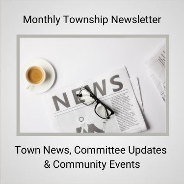 Monthly Newsletter Graphic